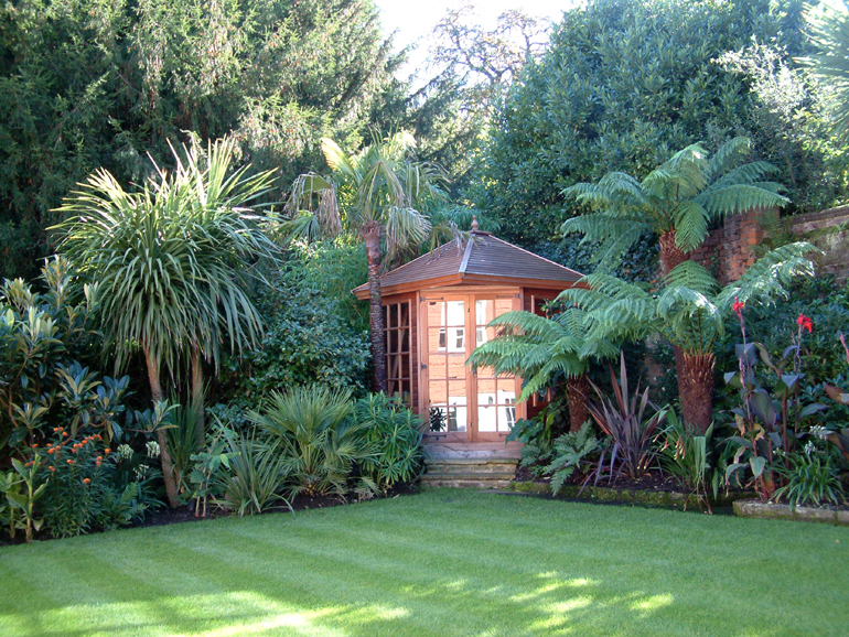 Exotic Garden Design and Landscaping London | Urban Tropics
